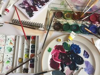 Cours de peinture, un loisir à Bordeaux